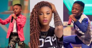 Becca donates salary to Winner of Talented Kids: Fans blasts 'stingy' Sarkodie and Shatta Wale 53