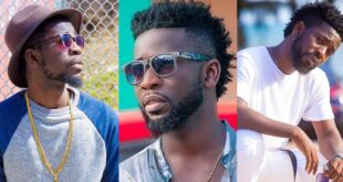 """""""Bring your sisters to test if i am gay""""- Bisa Kdei angrily reacts to gay allegations. 12"""