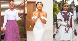 Born again Akuapem Poloo now preaches the Gospel, here is her latest post 30