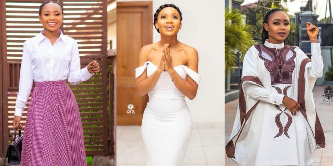 Born again Akuapem Poloo now preaches the Gospel, here is her latest post 1
