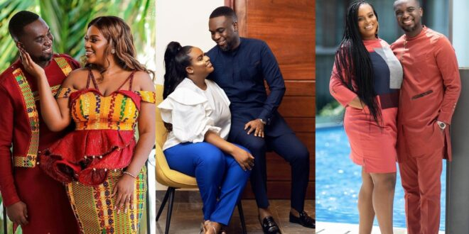 Check out Joe Mettle's romantic letter to his wife as she celebrates her birthday - Photos 1