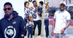 Comedian, Bismark The Joke shows off his beautiful family as he celebrates his birthday - Photos 48