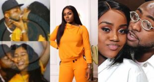 """""""Dear Satan, what use to work doesn't work anymore""""- Chioma Reacts to Davido cheating on her publicly 1"""