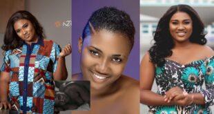 Former TV3 presenter, Abena Korkor goes fully n@k3d in new photos 9