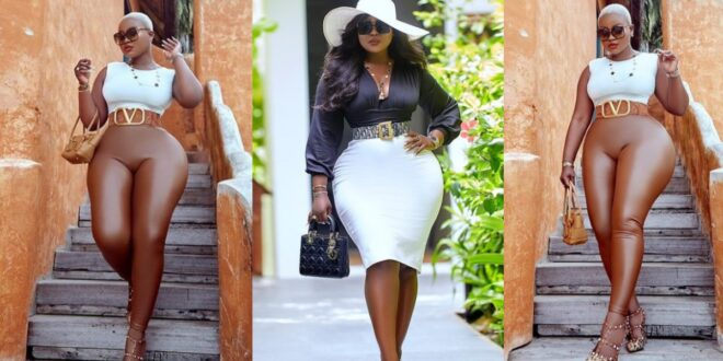 Ghanaian Lawyer, Akua Boateng causes stir after releasing hot pictures of herself 1