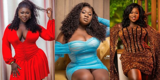Give your phone passwords to your girlfriend and she will never cheat - Sista Afia tells Guys 1