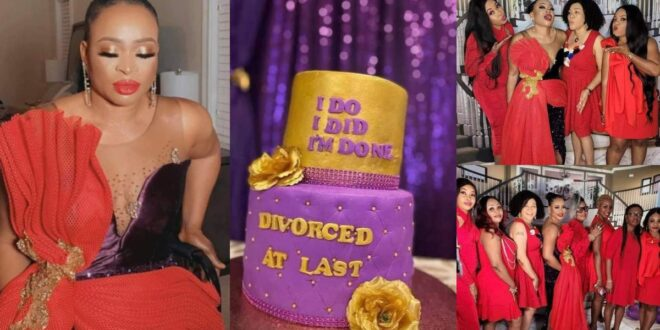 Happily divorced woman organizes a party to celebrate after 15 years of marriage - Video 1