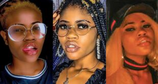 I date older men for money and not for marriage - Naomi Gold claims (Video) 21