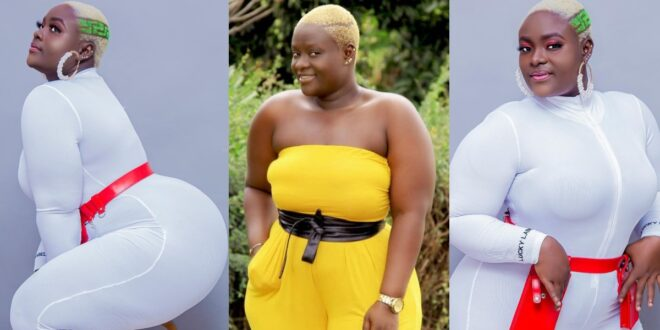 I got pregnant and I dropped out of University - Ama Tundra reveals (Video) 1