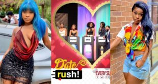 I need to go on Date Rush - Efia Odo says after several broken hearts 9