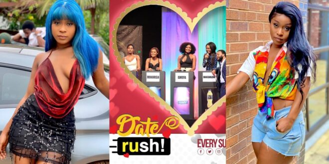 I need to go on Date Rush - Efia Odo says after several broken hearts 1