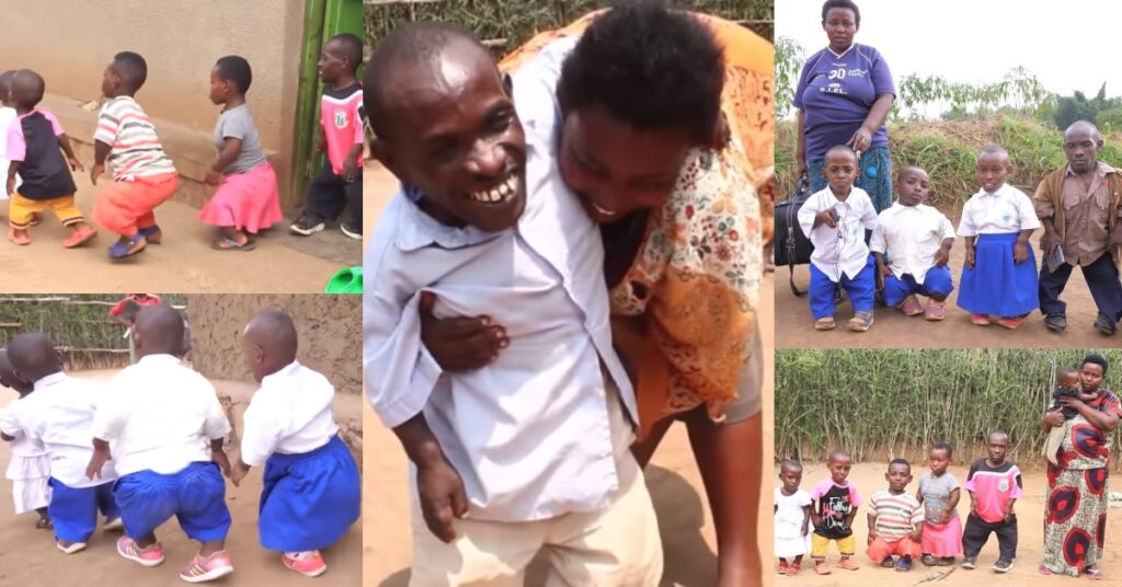I told her marrying me was a su!c!de - Dwarf man shares his sad story - Video 2