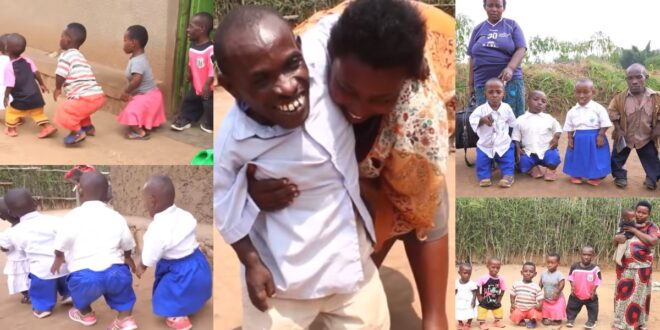 I told her marrying me was a su!c!de - Dwarf man shares his sad story - Video 1