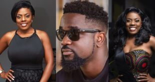 """I want to feature Sarkodie on my first song""- Nana Aba Anamoah 7"