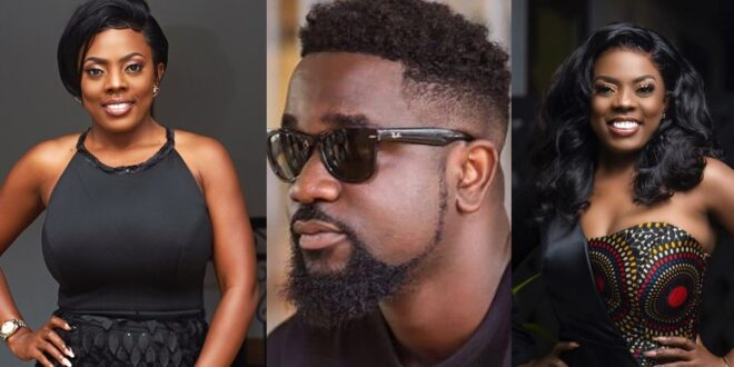 """""""I want to feature Sarkodie on my first song""""- Nana Aba Anamoah 1"""