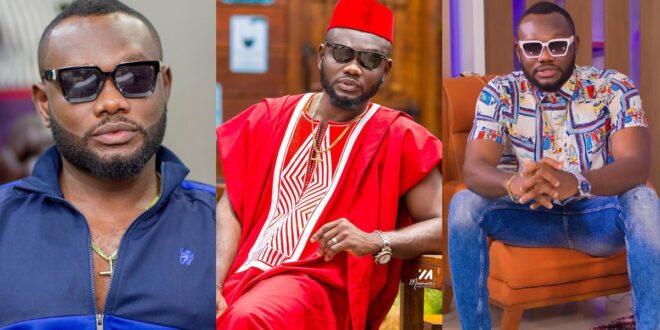 I will be the President of Ghana very soon - Prince David Osei claims 1