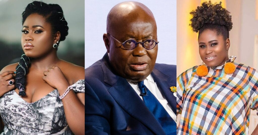 I'm frustrated because Nana Addo is an average President - Lydia Forson claims 2