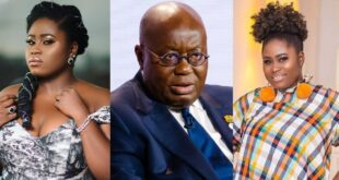 I'm frustrated because Nana Addo is an average President - Lydia Forson claims 51