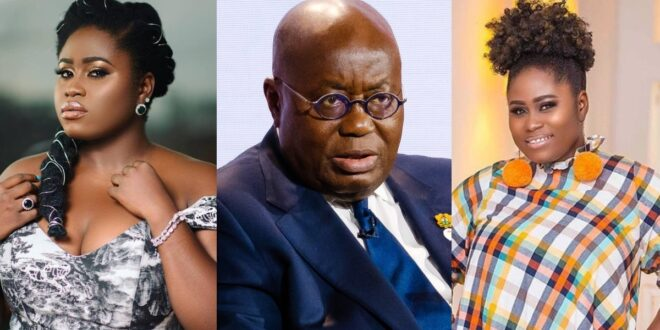 I'm frustrated because Nana Addo is an average President - Lydia Forson claims 1