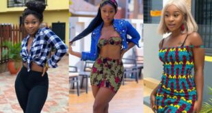 """""""Invest in your wives and make them pretty and stop chasing we the slay queens""""- Efia Odo advises married men. 6"""