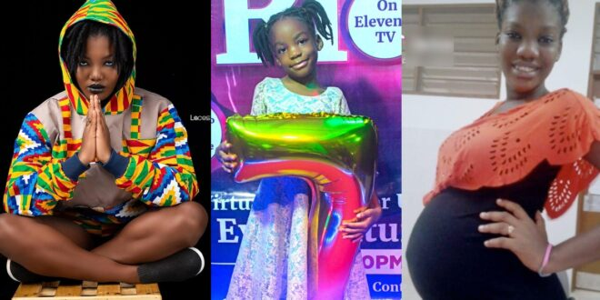 Iona flaunts her beautiful Daughter as she celebrates her birthday - Photos 1