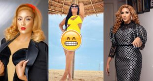 Juliet Ibrahim displays her 'Sassy' curves in new photos 91