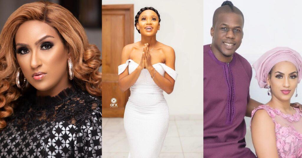 Juliet Ibrahim's Ex, Iceberg Slim and Akuapem Poloo become friends after her saga 2