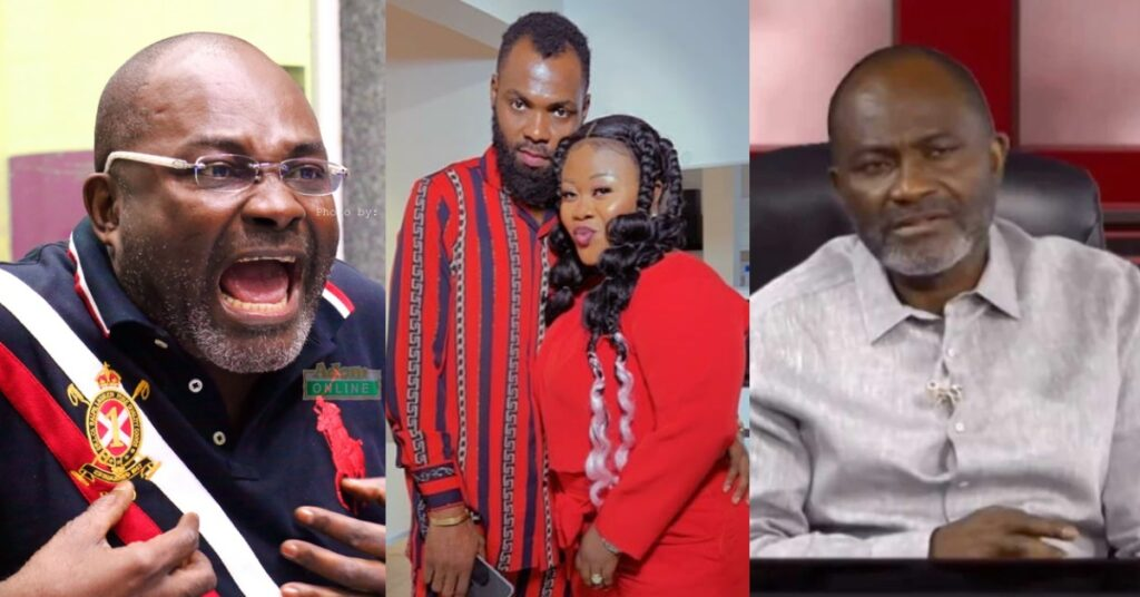 Kennedy Agyapong exposes Rev. Obofour in a new video, Warns him to be careful 2