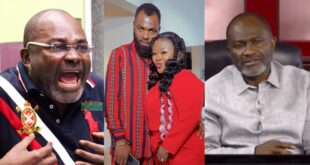 Kennedy Agyapong exposes Rev. Obofour in a new video, Warns him to be careful 44