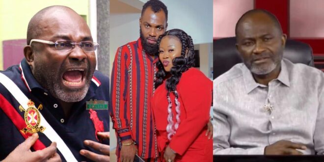Kennedy Agyapong exposes Rev. Obofour in a new video, Warns him to be careful 1