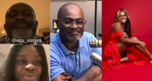 Kennedy Agyapong joins Tiktok to wish his daughter a happy birthday (video) 9