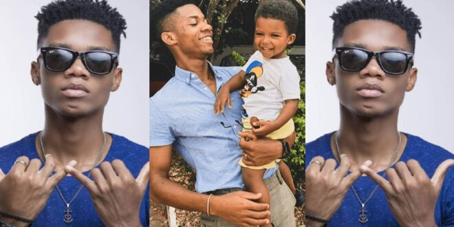 Kidi reveals what he will do when he finds out his son is not his - Video 1