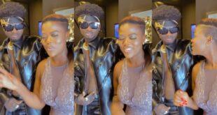 Kuami Eugene And Asantewaa thrills fans as they sing Presbyterian Hymn - Video 86