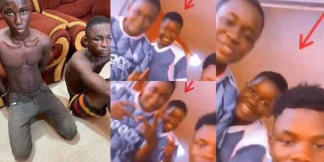 Last video of the 10 years old boy k!lled in Kasoa surfaces online (video) 1