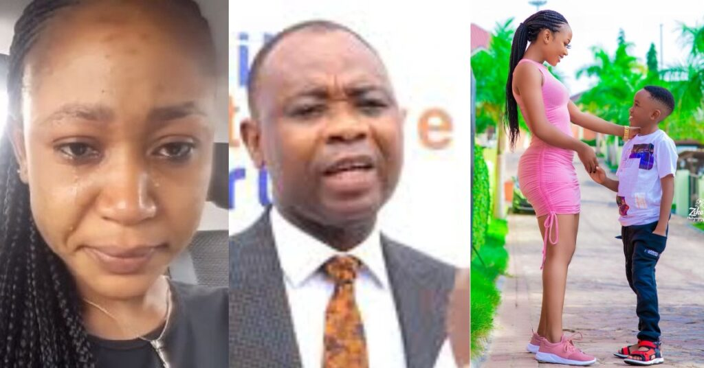 Leave us alone, We Agreed And Planned Everything With Akuapem Poloo - Boss of Child Rights reveals 2