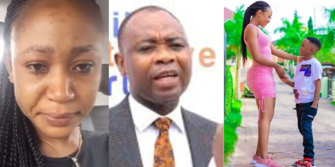 Leave us alone, We Agreed And Planned Everything With Akuapem Poloo - Boss of Child Rights reveals 1