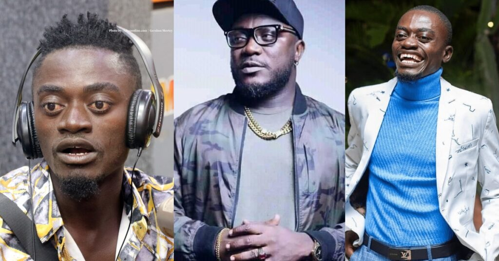 Lil Win responds Nhyiraba Kojo for saying he is fake and a liar - Video 2