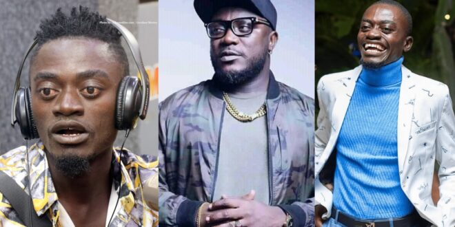 Lil Win responds Nhyiraba Kojo for saying he is fake and a liar - Video 1