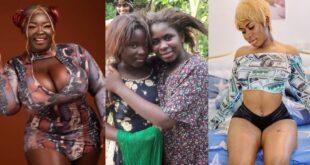 Maame Serwaa 'cries' over comparing her to Yaa Jackson - Video 1