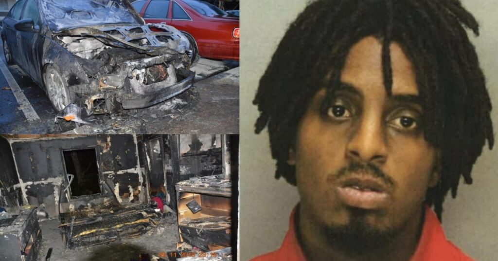 Angry man burns the home and cars of a woman who rejected his proposal - Photos 2