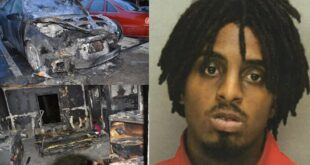 Angry man burns the home and cars of a woman who rejected his proposal - Photos 24