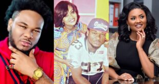McBrown Flaunts Handsome 'Brother' On His Birthday in a new Video and Photos 4