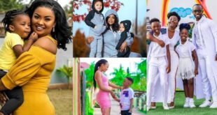 McBrown, Kafui Danku, Okyeame Kwame in trouble as Child Rights Int'l to chase after them - Details 13