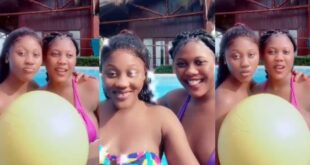 Meet the 2 beautiful social media friends who look like identical twin sisters - Video 99