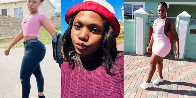Meet the South African Boy who has the shape and looks of a girl - Photos 1