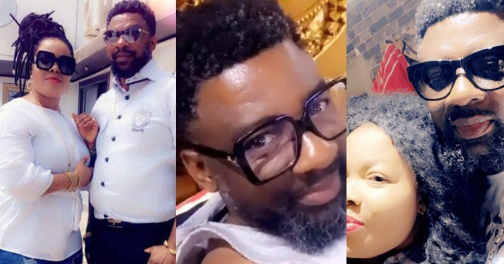 Meet the handsome husband of Nana Agradaa who is a man of God - Video 2