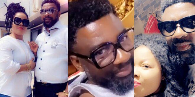 Meet the handsome husband of Nana Agradaa who is a man of God - Video 1