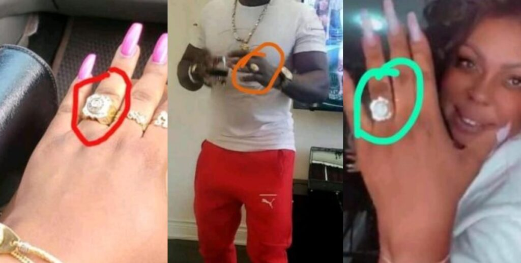 Mona Gucci reveals how Afia Schwarzenegger sold her cheap pu$$y for a gold ring to flex on social media 2
