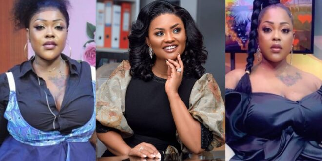Mona Gucci was sacked because of her beef with Nana Ama Mcbrown (video) 1
