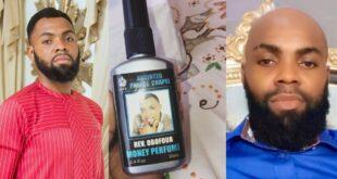 My money perfume is a big scam - Rev Obofour confesses 15